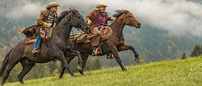 Western Riding Outfit