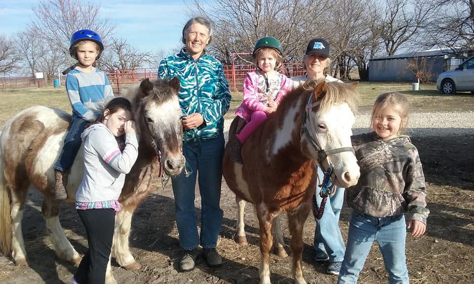 Engler Farm Horsemanship Day Camps Kansas