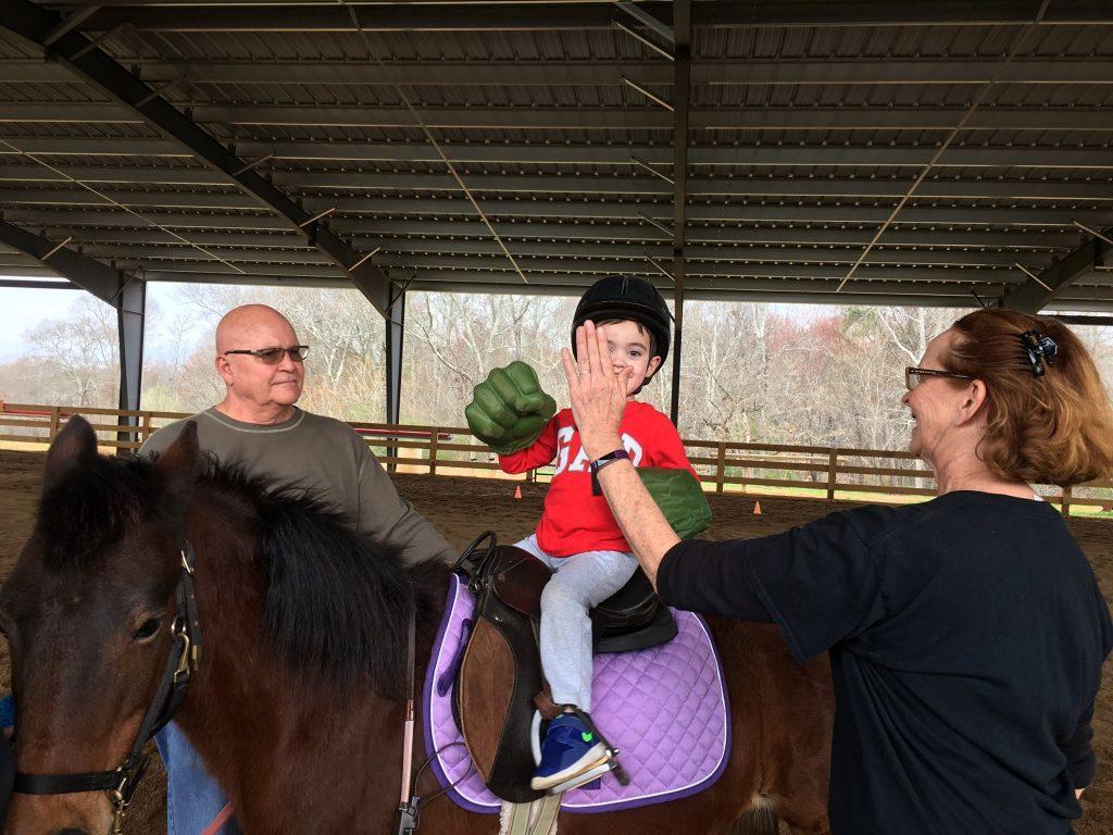 Heavens Gait Therapeutic Riding Georgia