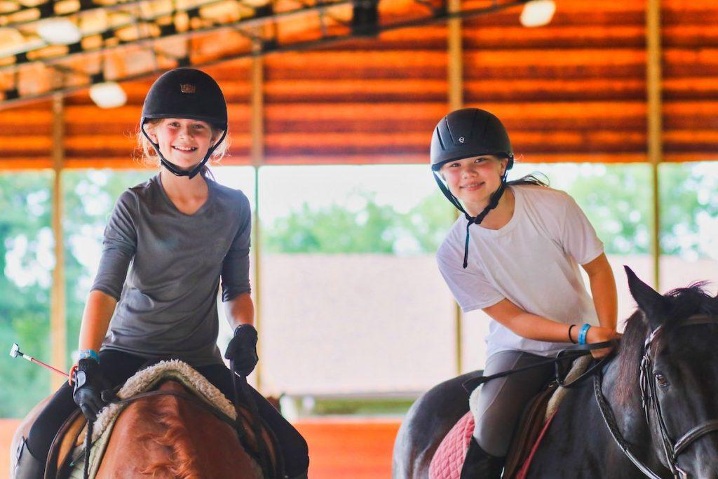 Rockbrook Horseback Riding Camp North Carolina