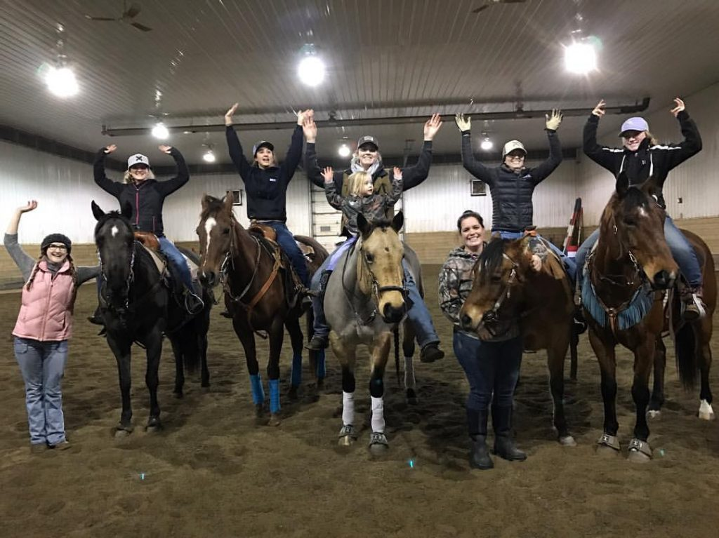blazing hearts ranch horseback riding lessons calgary