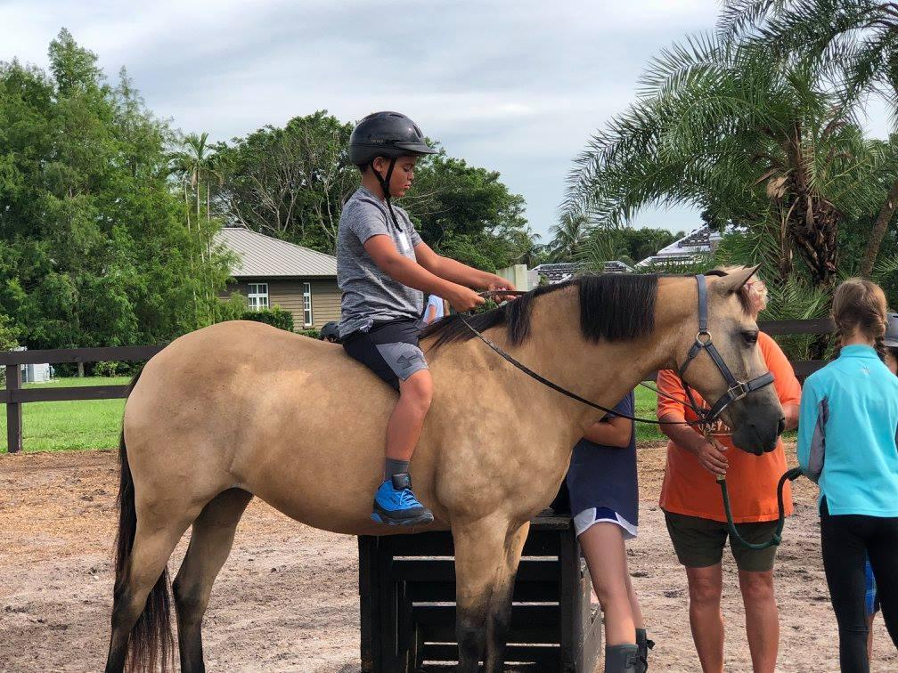 boca summer horse camp florida