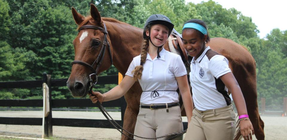 camp friendship virginia horseback riding