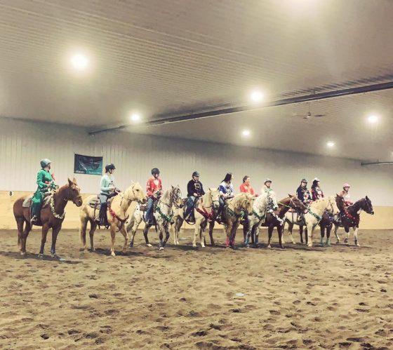 tyrell riding academy calgary canada