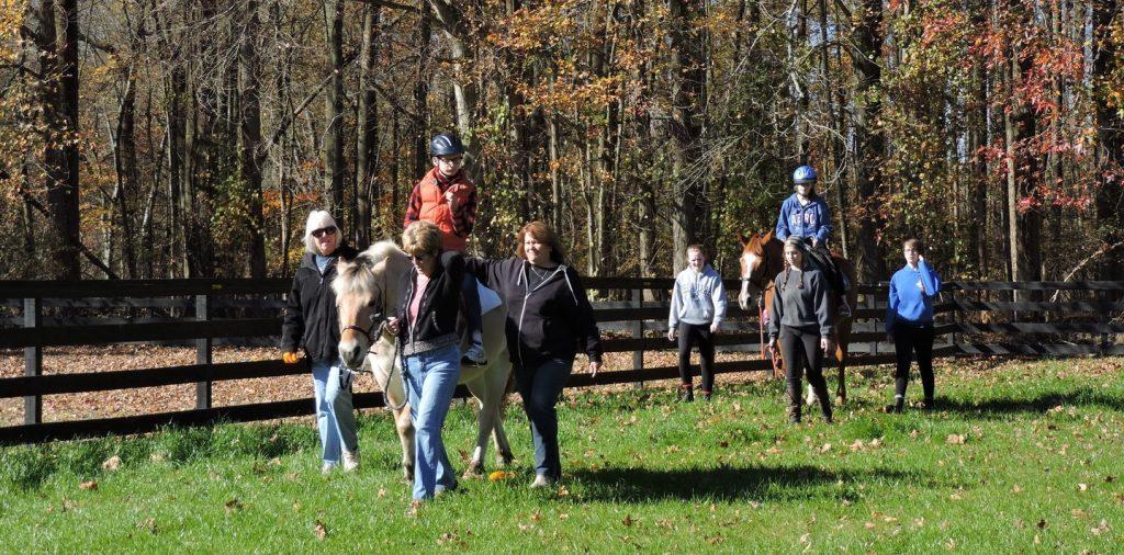 Compassionate Friends Therapeutic Riding Center