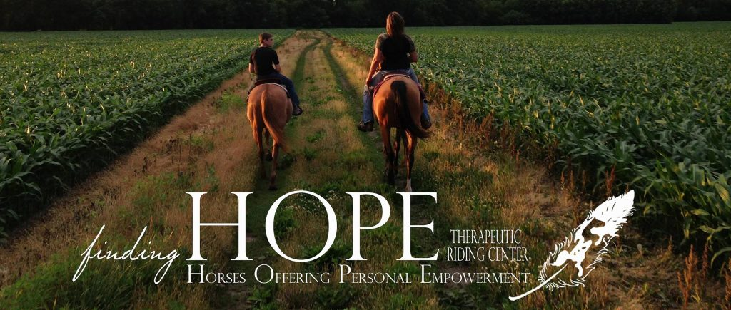 Finding HOPE Therapeutic Riding Center
