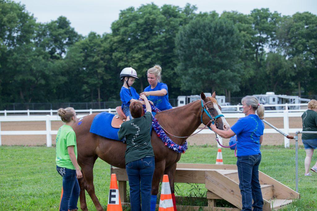 White Oaks Therapeutic Equestrian Center