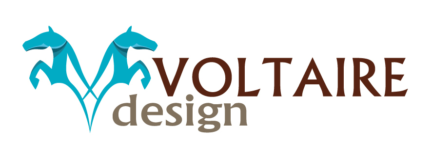 voltaire design logo