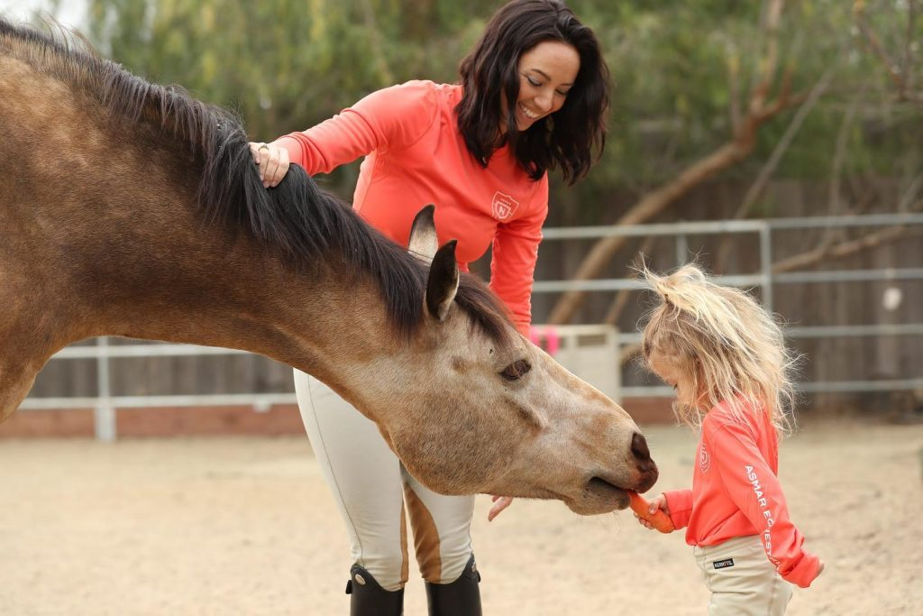 asmar equestrian sustainable horse riding